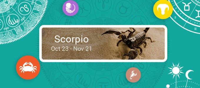 Scorpio Monthly Love Horoscope - Kasamba